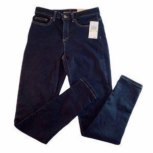 NEW Michael Kors Jeans SELMA SKINNY Blue Denim 4